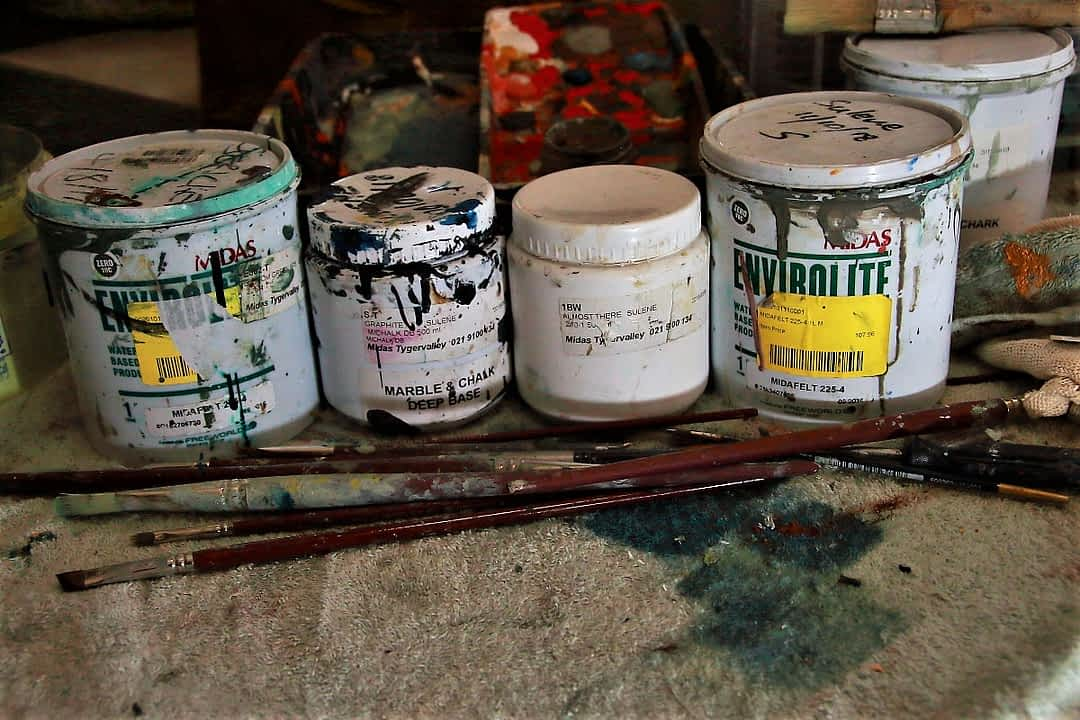 Image Paints used for Hand Painted Fine Art Illustrations